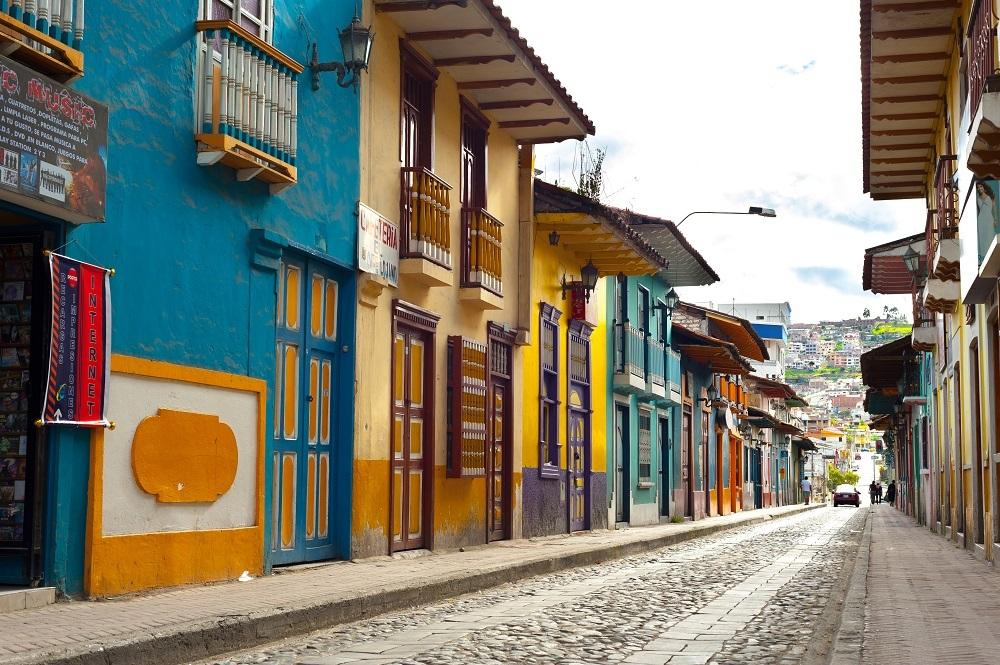 Putování na rovníku, Ekvádor - foto 57