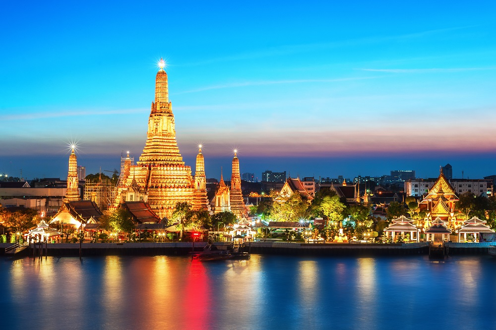 Velký okruh Jižním Thajskem, Thajsko - foto 5