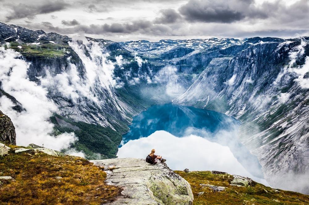 Velká cesta zemí fjordů, Norsko pro seniory 55+ - foto 25