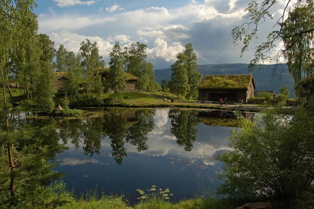 Velká cesta zemí fjordů, Norsko pro seniory - foto 10