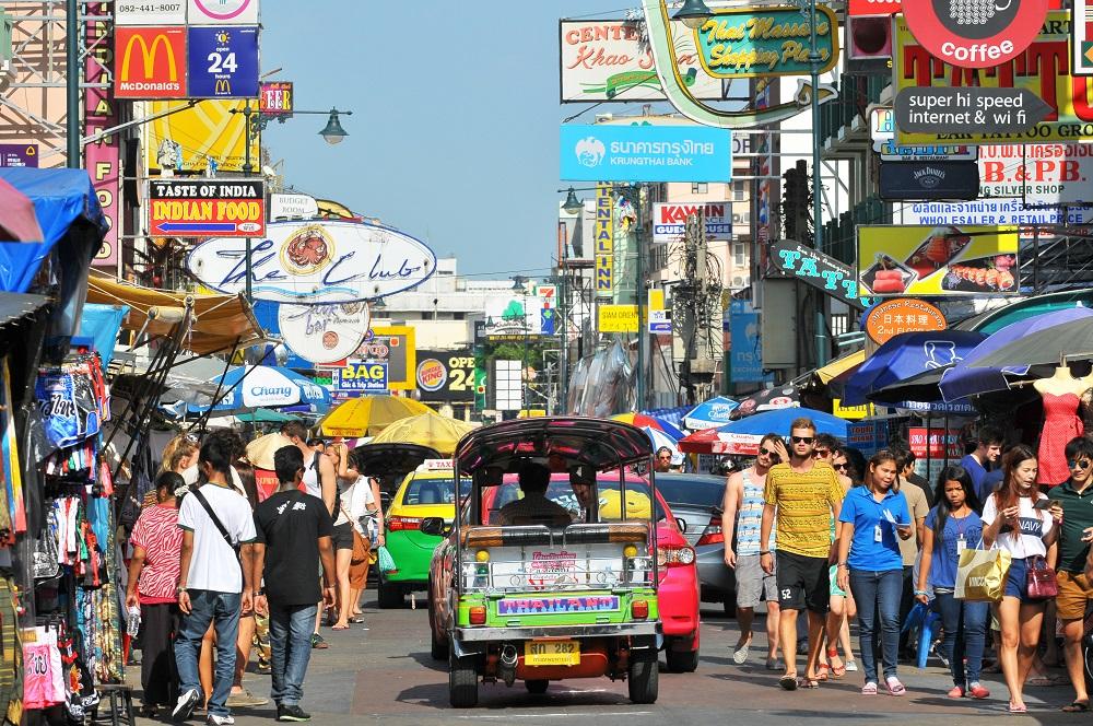Velký okruh Jižním Thajskem, Thajsko pro seniory - foto 7