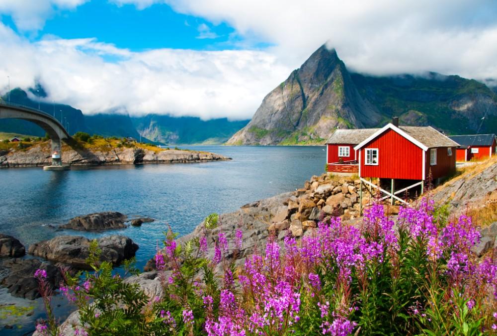 Severní Norsko 55+ zájezdy pro seniory - foto 6