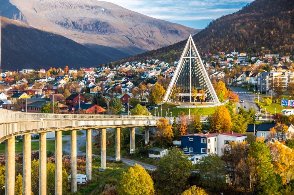 Severní Norsko 55+ zájezdy pro seniory - foto 7