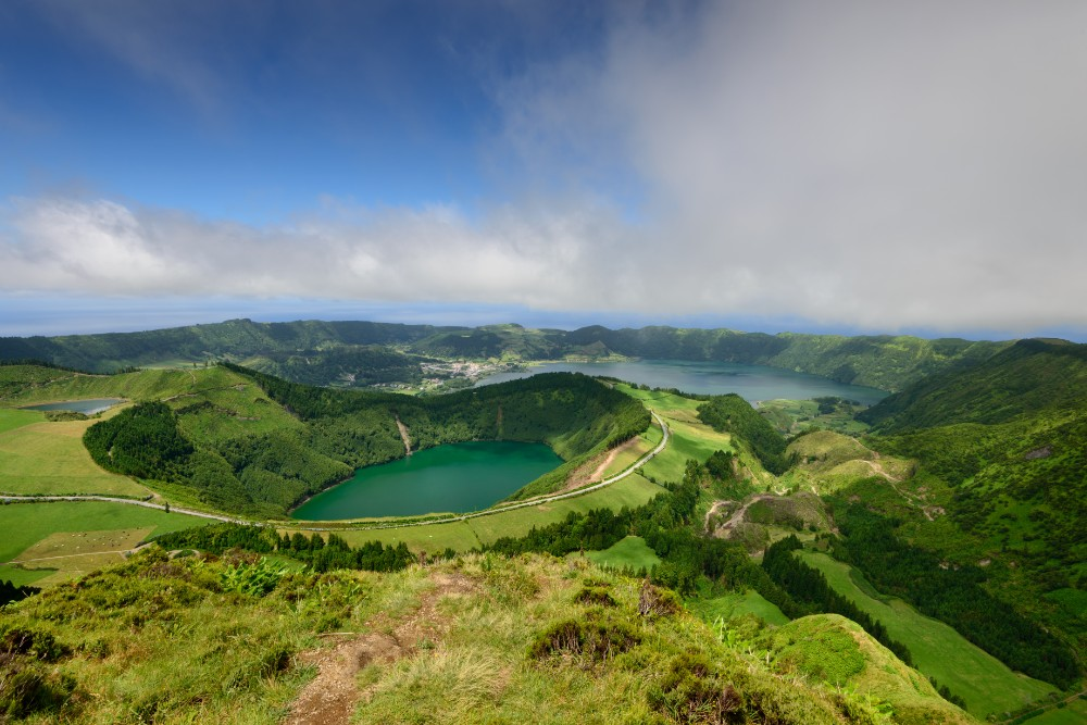 Azorské ostrovy - turistika pro seniory 55+ foto 2