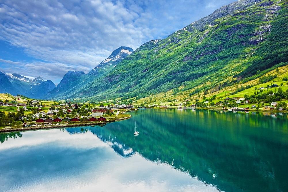 Velká cesta zemí fjordů, Norsko - foto 30