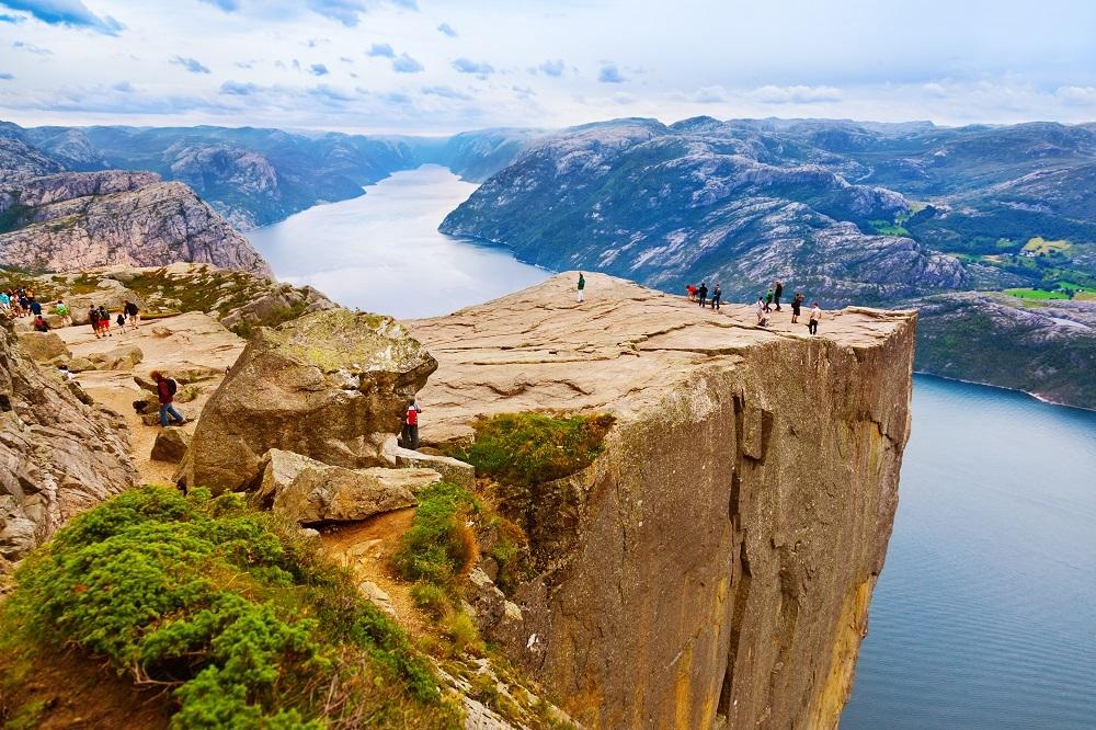 Velká cesta zemí fjordů, Norsko 55+ - foto 31