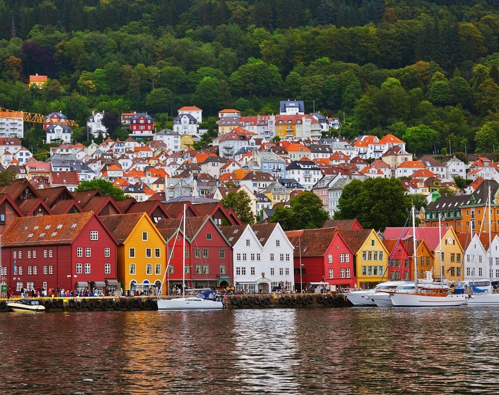 Velká cesta zemí fjordů, Norsko pro seniory - foto 32