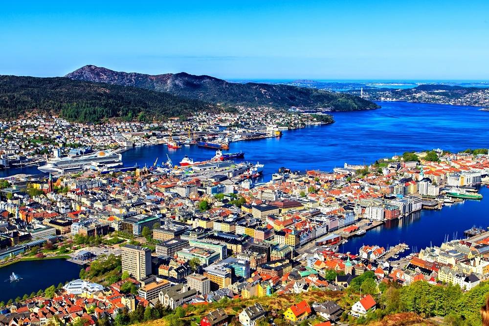 Velká cesta zemí fjordů, Norsko pro seniory - foto 36