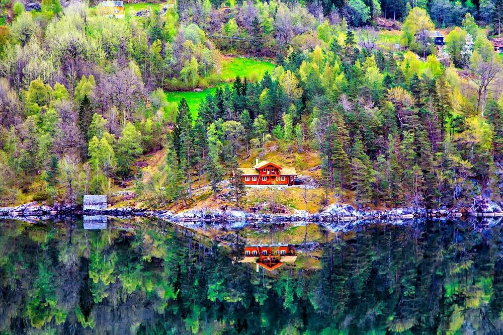 Velká cesta zemí fjordů, Norsko - foto 26