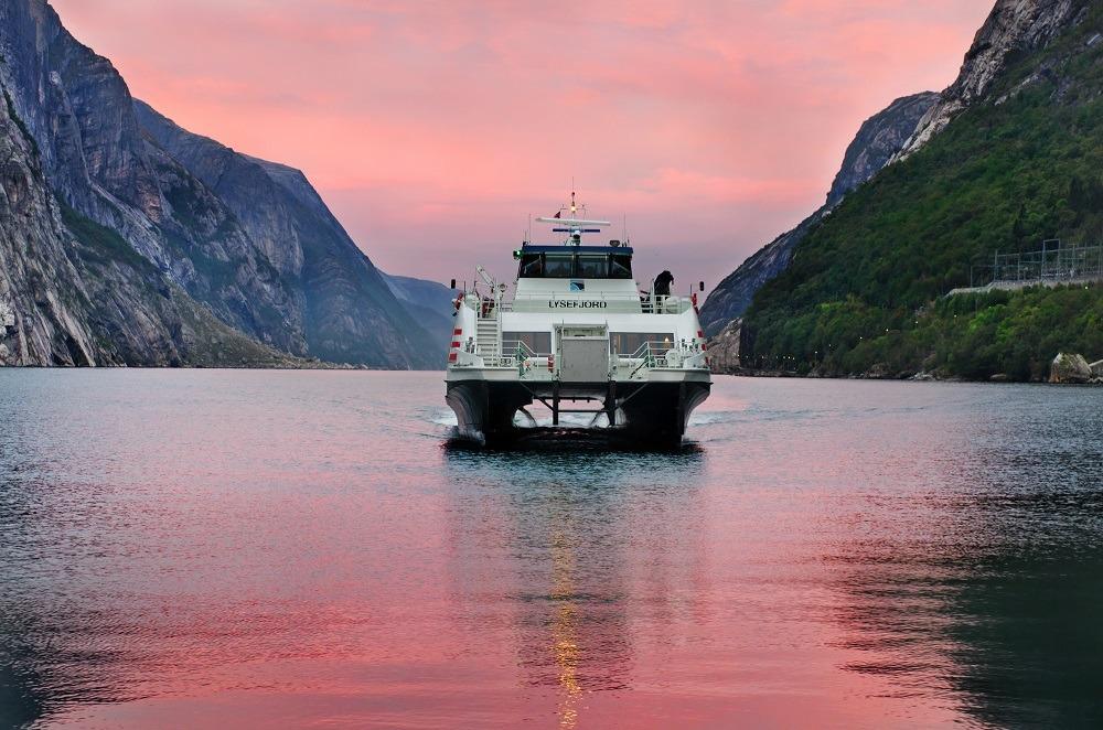 Velká cesta zemí fjordů, Norsko pro seniory 55+ - foto 4