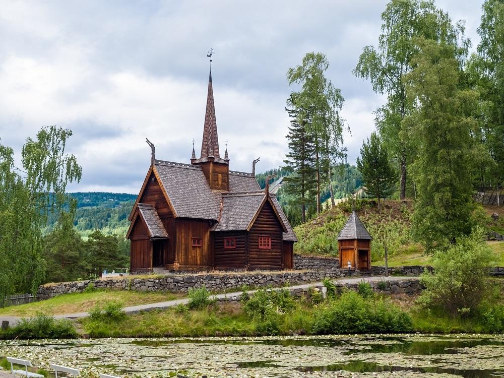 Velká cesta zemí fjordů, Norsko pro seniory 55+ - foto 41