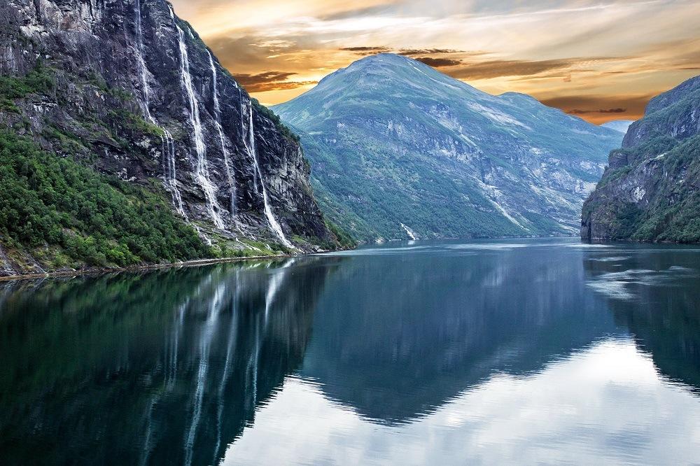 Velká cesta zemí fjordů, Norsko 55+ - foto 43