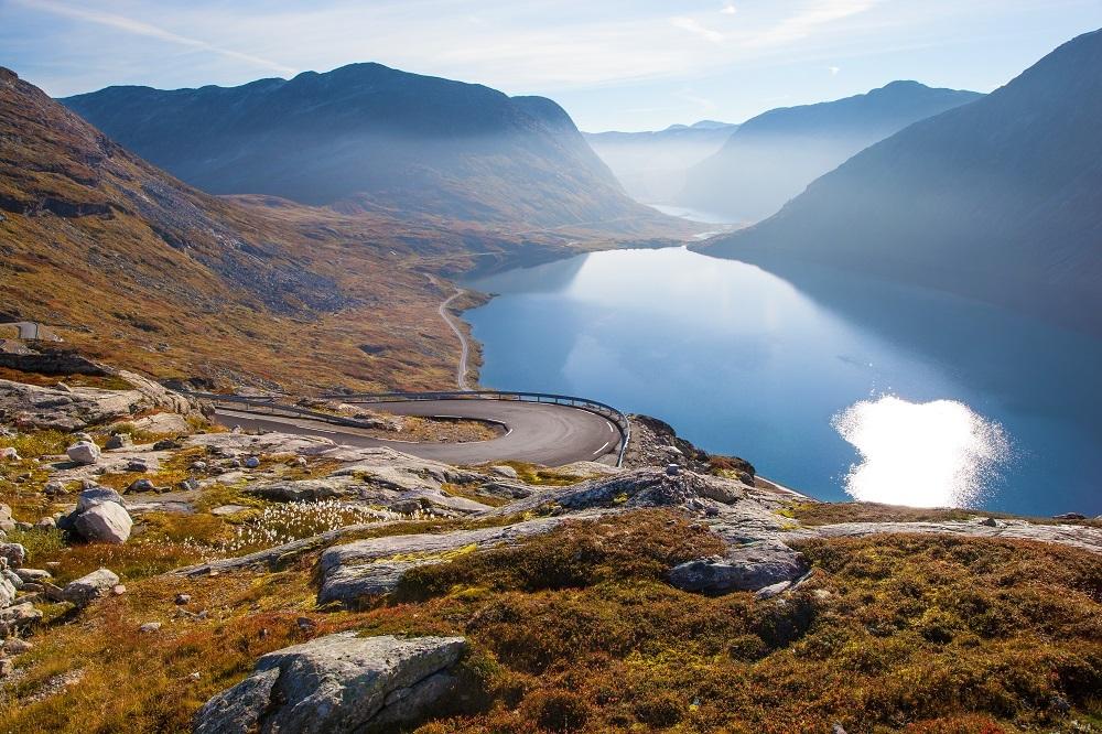Velká cesta zemí fjordů, Norsko pro seniory 55+ - foto 45