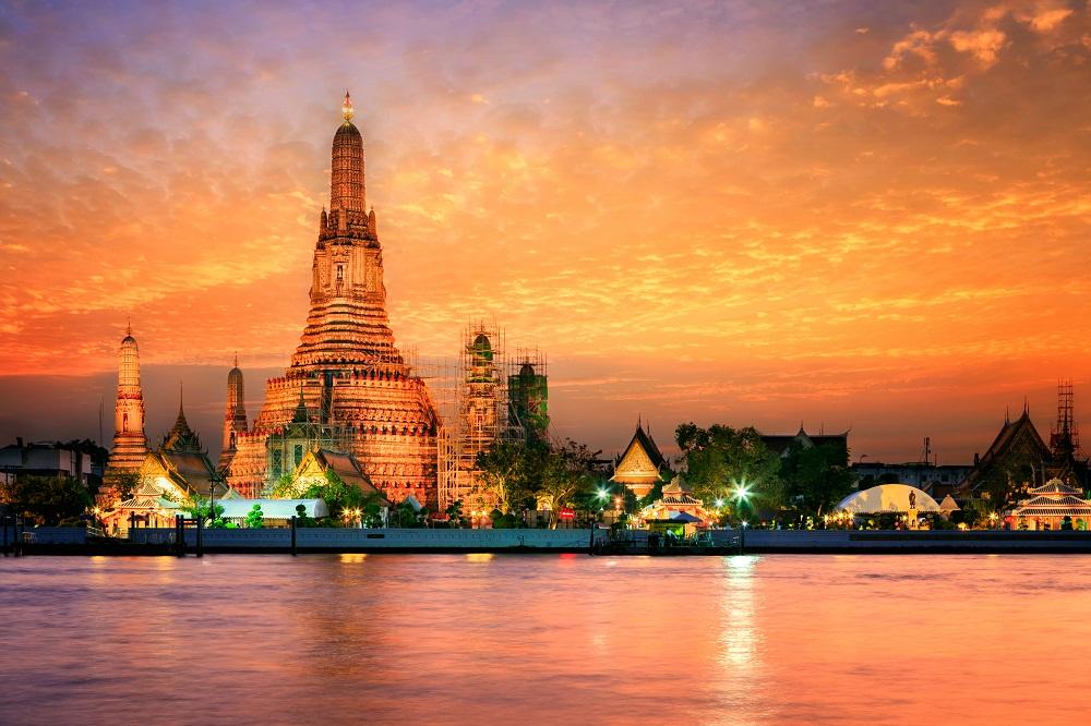 Velký okruh Jižním Thajskem, Thajsko pro seniory - foto 35