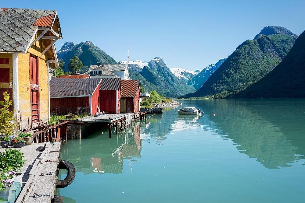Velká cesta zemí fjordů, Norsko - foto 46