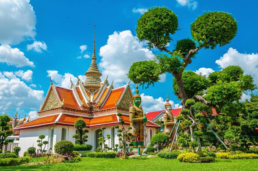 Velký okruh Jižním Thajskem, Thajsko pro seniory 55+ - foto 36