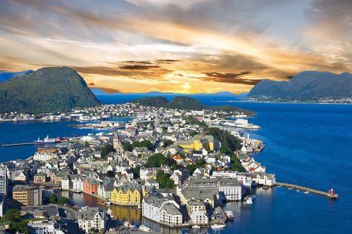 Velká cesta zemí fjordů, Norsko pro seniory - foto 3