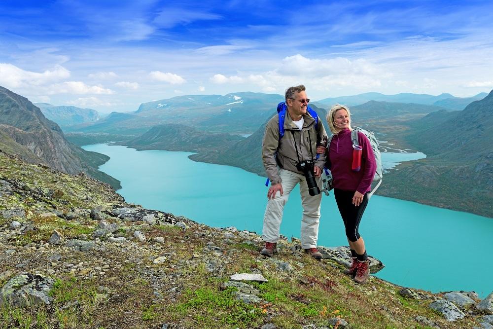 Velká cesta zemí fjordů, Norsko pro seniory 55+ - foto 33