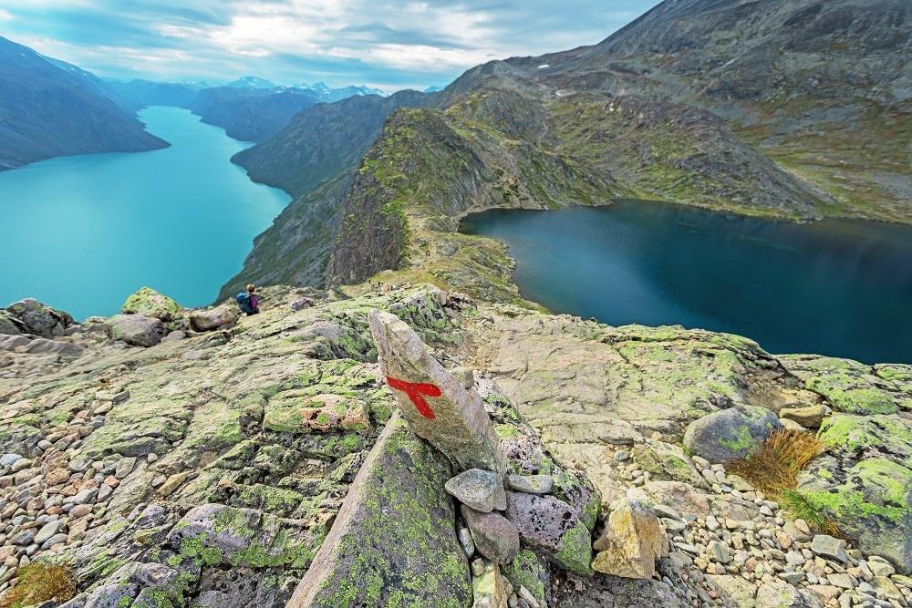 Velká cesta zemí fjordů, Norsko - foto 50