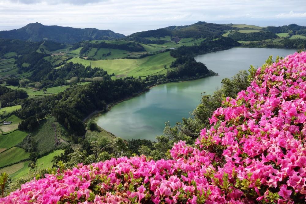 Azorské ostrovy - dovolená pro seniory 55+ foto 6