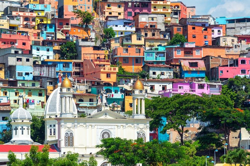 Putování na rovníku, Ekvádor 55+ - foto 62
