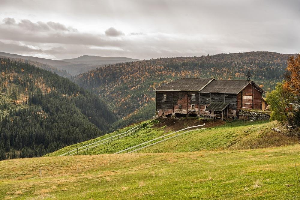 Velká cesta zemí fjordů, Norsko 55+ - foto 51