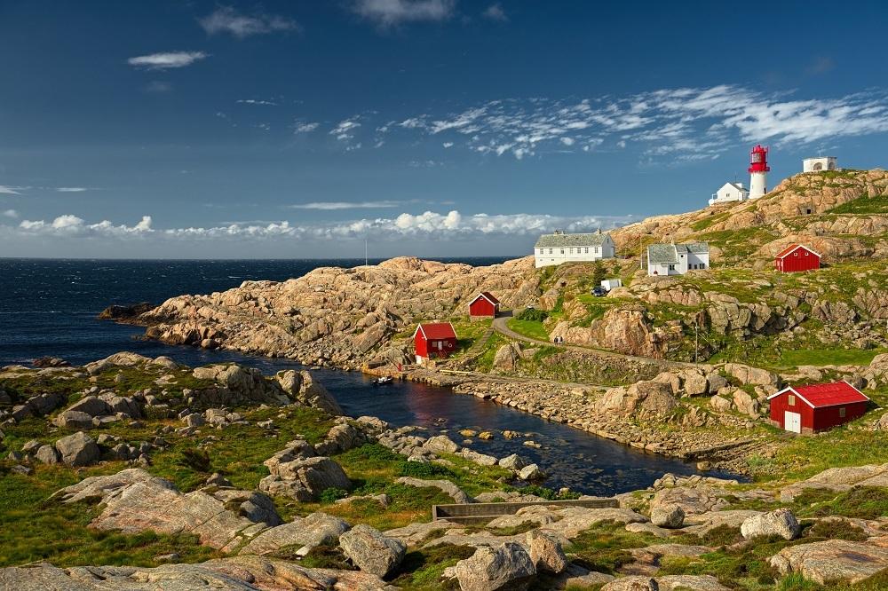 Velká cesta zemí fjordů, Norsko pro seniory - foto 56