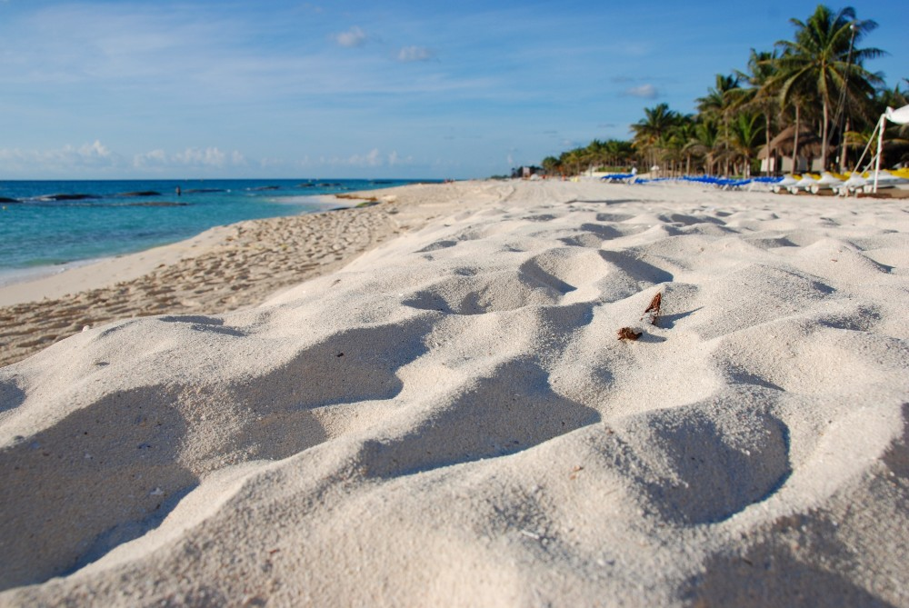 shutterstock_31194451, Beach of Playa del carmen, Mexico, 592591