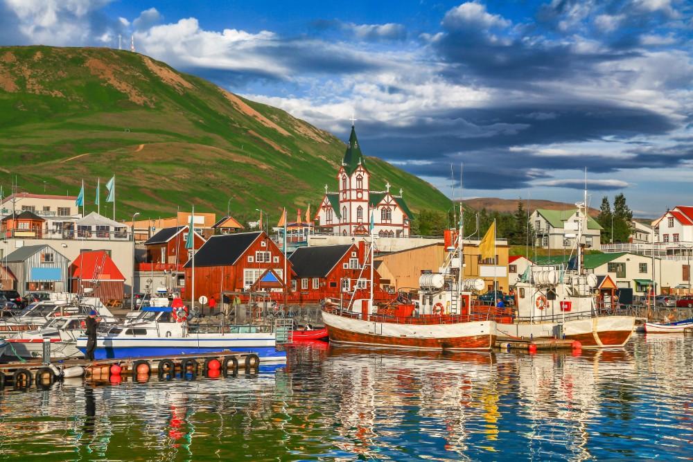Island - poznávací zájezdy pro seniory 55+ foto 1