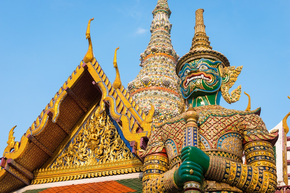 Velký okruh Jižním Thajskem, Thajsko - foto 17