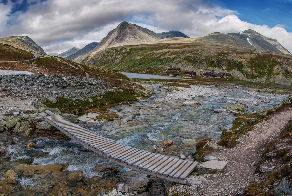Velká cesta zemí fjordů, Norsko 55+ - foto 59