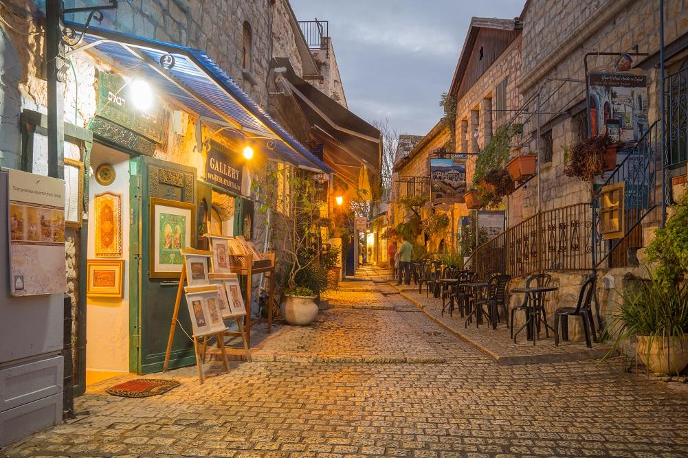 Velká cesta do Svaté země, Izrael pro seniory - foto 39
