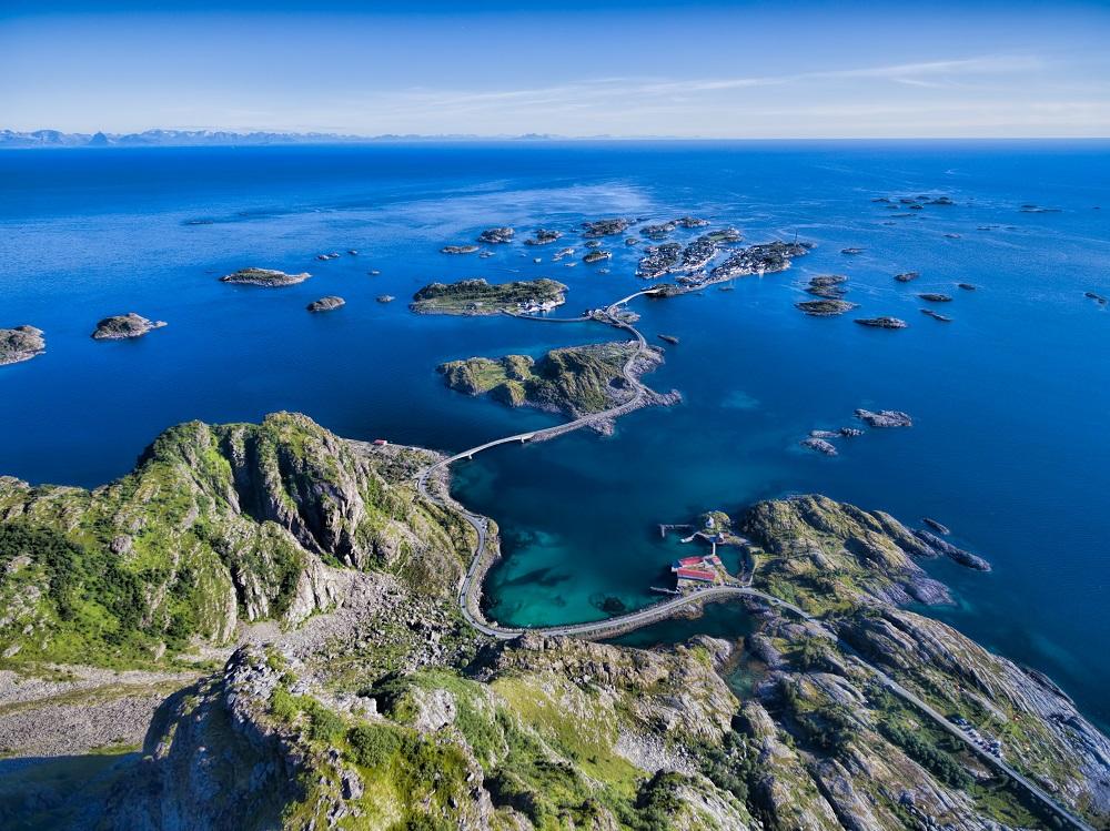 Norsko - poznávací zájezd pro seniory 55+ foto 1