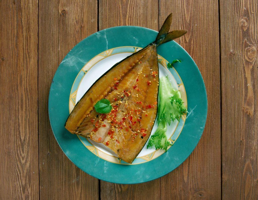 Uzená ryba je tradiční britskou pochoutkou.