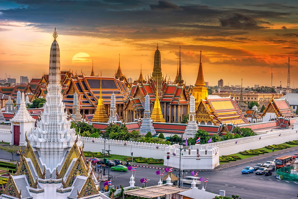 Velký okruh Jižním Thajskem, Thajsko pro seniory 55+ - foto 16
