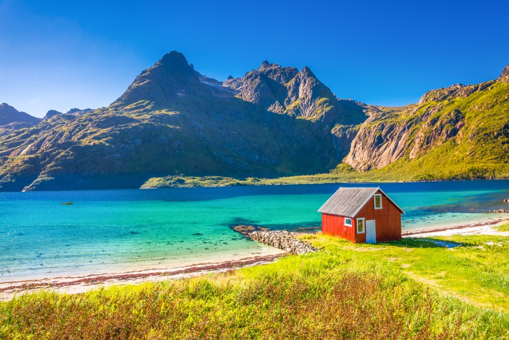 Severní Norsko - poznávací zájezdy pro seniory 55+ foto 2