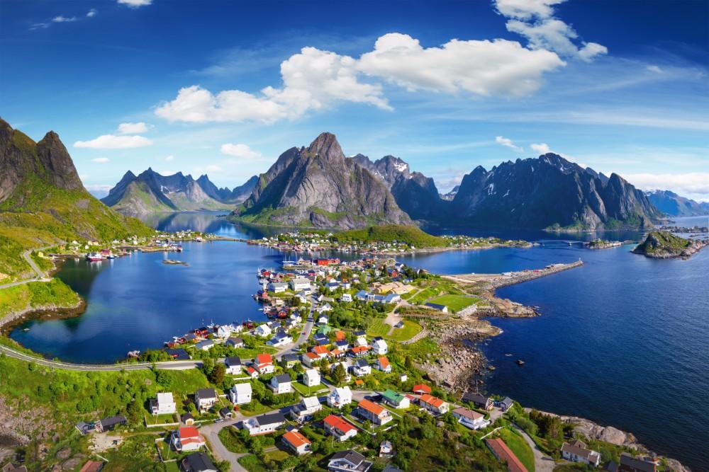 Severní Norsko - poznávací zájezdy pro seniory 55+ foto 4