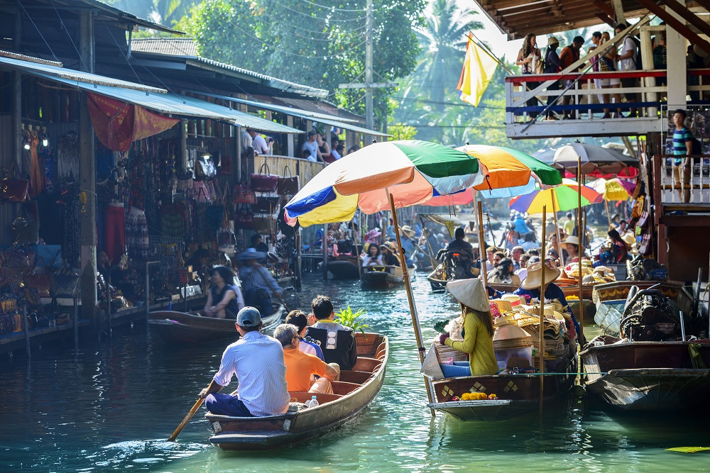 Velký okruh Jižním Thajskem, Thajsko pro seniory - foto 19