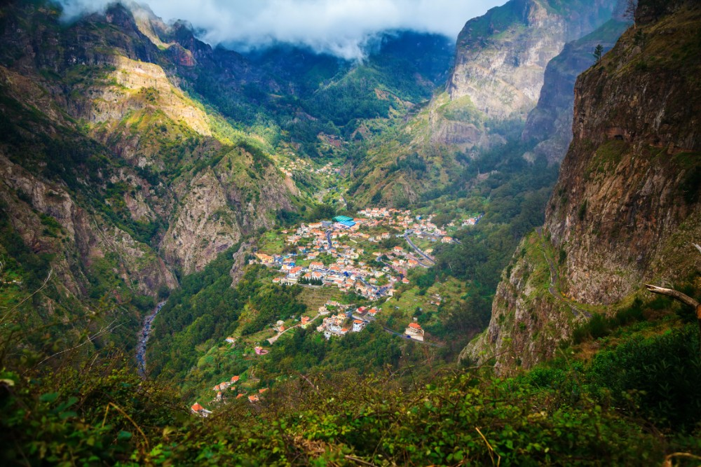 Divoká Madeira - pěší turistika pro seniory - foto 6