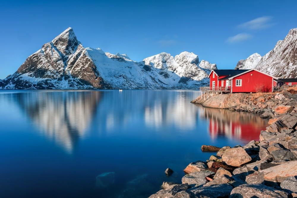 Severní Norsko - poznávací zájezdy pro seniory 55+ foto 5