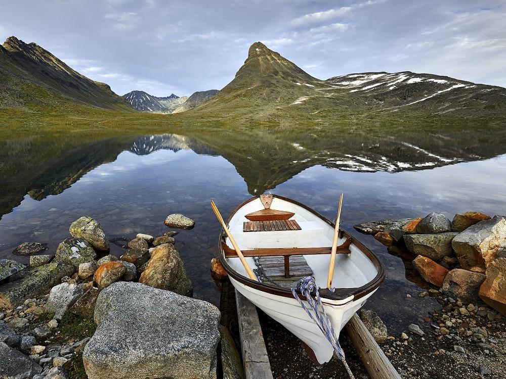 Velká cesta zemí fjordů, Norsko - foto 62