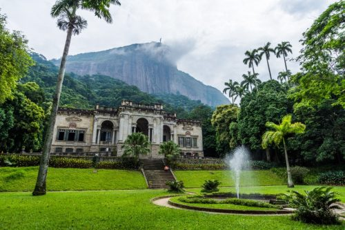 Národní park Tijuca je zároveň největším městským lesem světa. Nachází se v Rio de Janeiru v Brazílii.