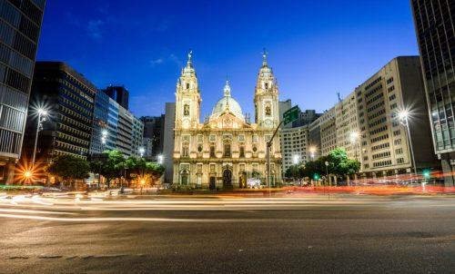 Kostel Candelária navštívíte během prohlídky těch nejlepších a nejvýznamnějších míst Rio de Janeira.