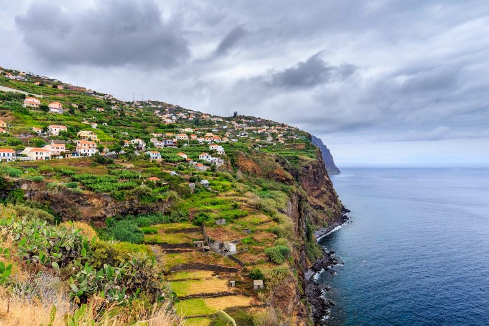 Divoká Madeira 55+ pěší turistika - foto 1