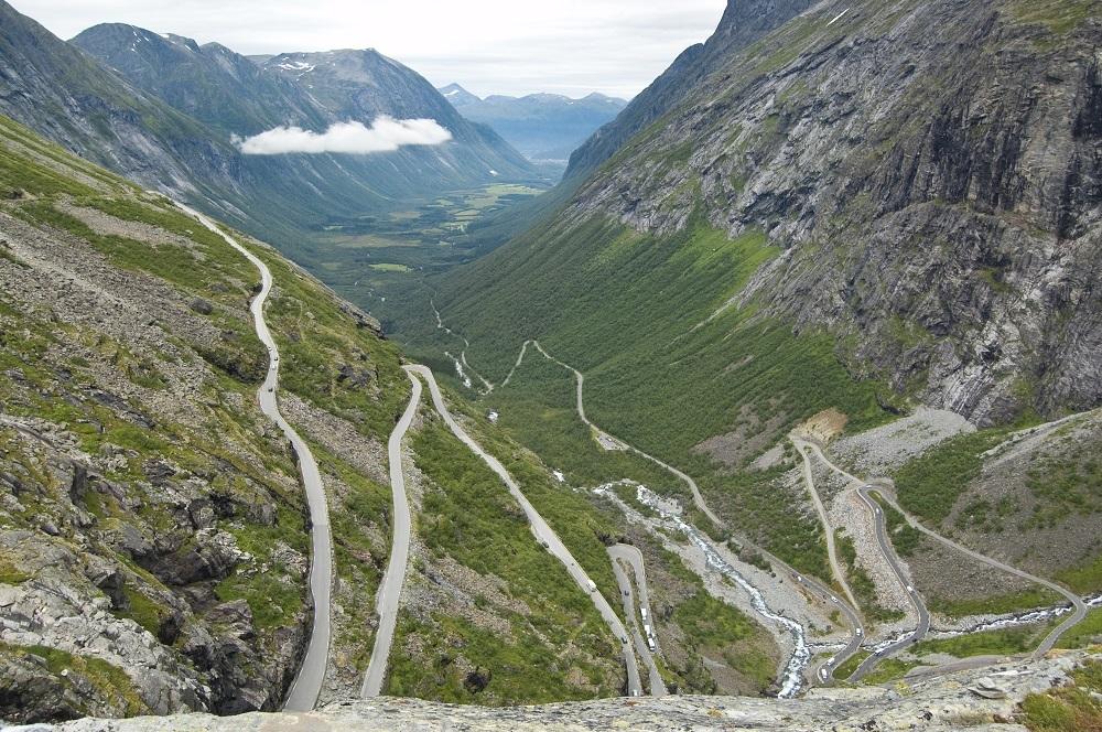 Velká cesta zemí fjordů, Norsko 55+ - foto 6