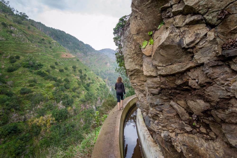 Divoká Madeira 55+ pěší turistika - foto 3