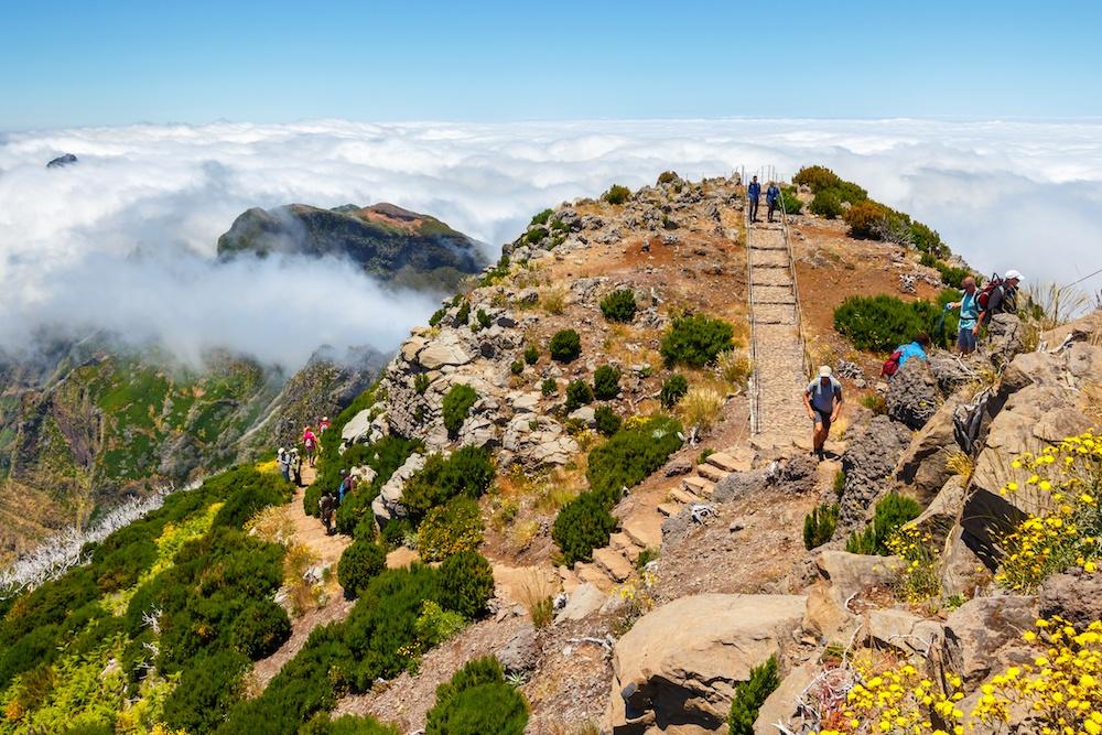 Madeira - turistika 55+ foto 4