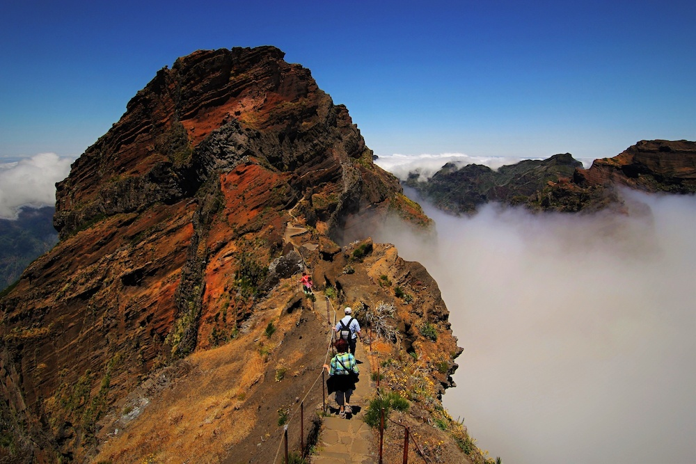 Madeira - turistika 55+ foto 5