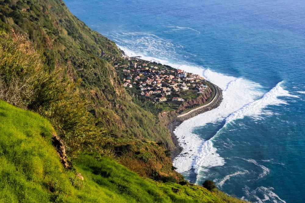 Divoká Madeira 55+ pěší turistika - foto 4
