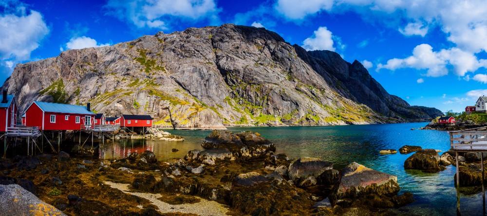 Severní Norsko pro seniory 55+ foto 3